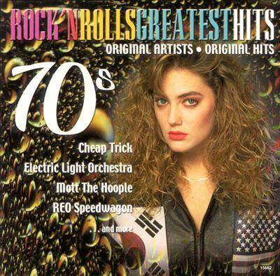 Rock'n Roll Greatest Hits, Vol. 4