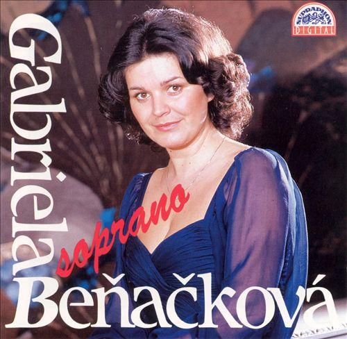 Gabriela Benackova, Soprano