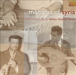 Maqams of Syria