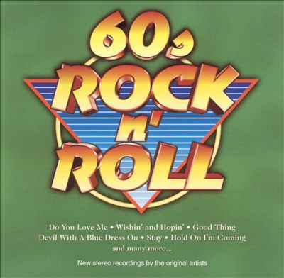 Rock N' Roll Hits Of The 60s [Disc 3]