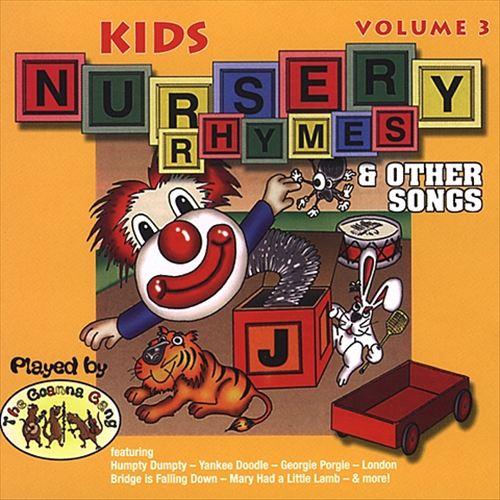 Kids Nursery Rhymes, Vol. 3