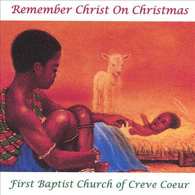 Remember Christ on Christmas