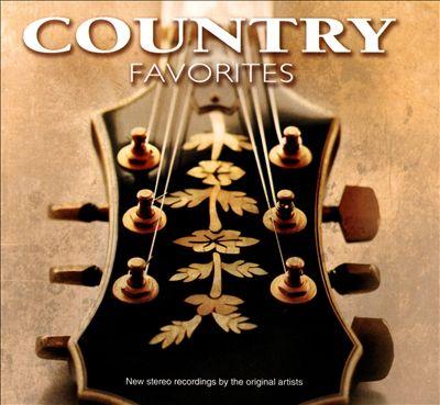 Country Favorites [Sonoma]