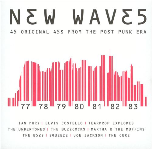 New Waves: 45 Original 45's from the Post Punk Era