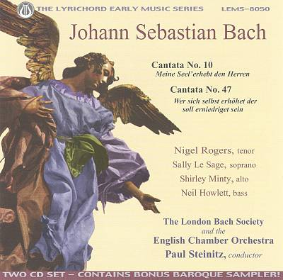 Bach: Cantatas Nos. 10 & 47 (Includes Bonus Baroque Sampler)
