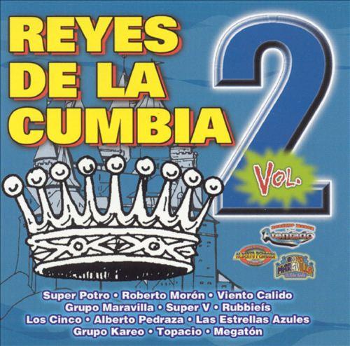 Reyes de la Cumbia, Vol. 2