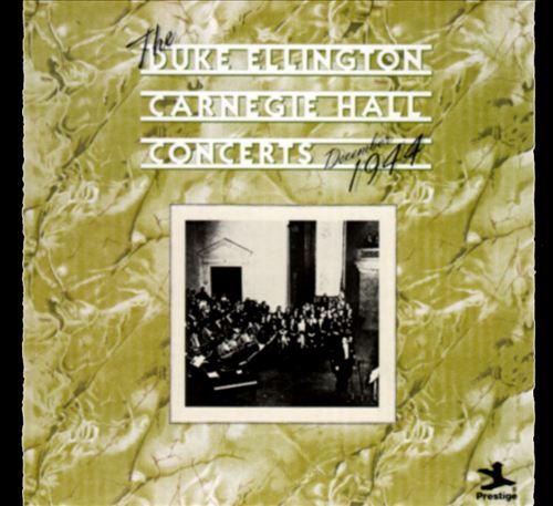 The Carnegie Hall Concerts (December 1944)