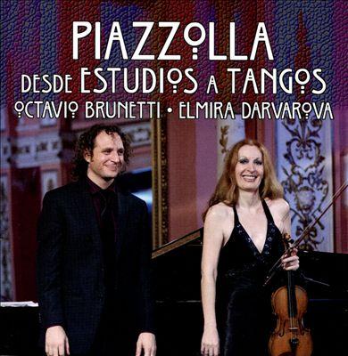 Piazzolla: Desde Estudios a Tangos