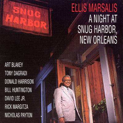 A Night at Snug Harbor, New Orleans