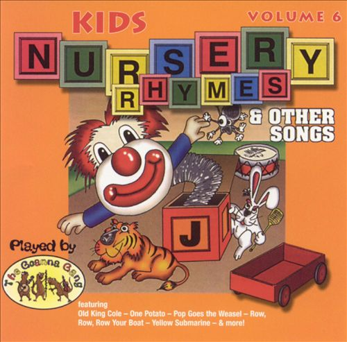 Kids Nursery Rhymes And Other Songs, Vol. 6