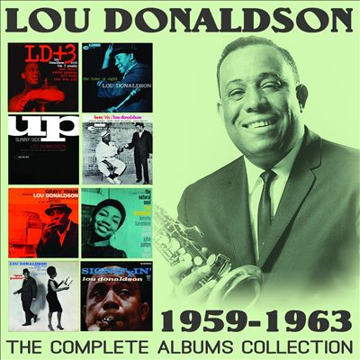The Complete Albums Collection: 1959-1963