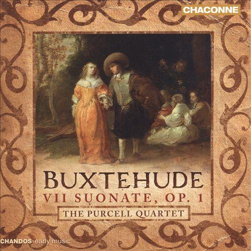 Buxtehude: VII Suonate, Op. 1