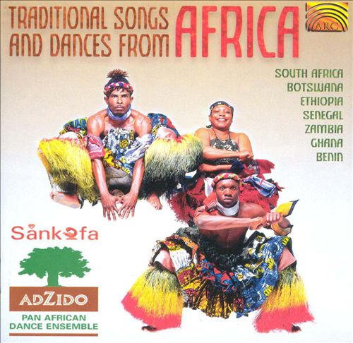 Pan African Dance Ensemble: Traditional Songs & Dances from Afrika