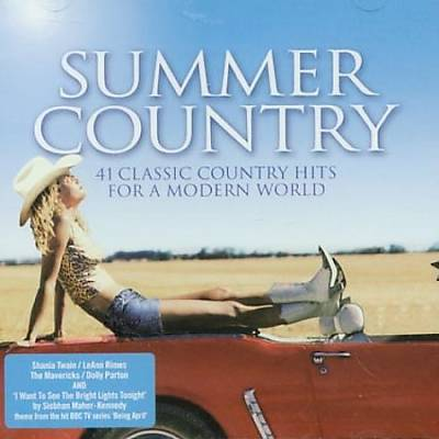 Summer Country: 41 Classic Country Hits for a Modern World