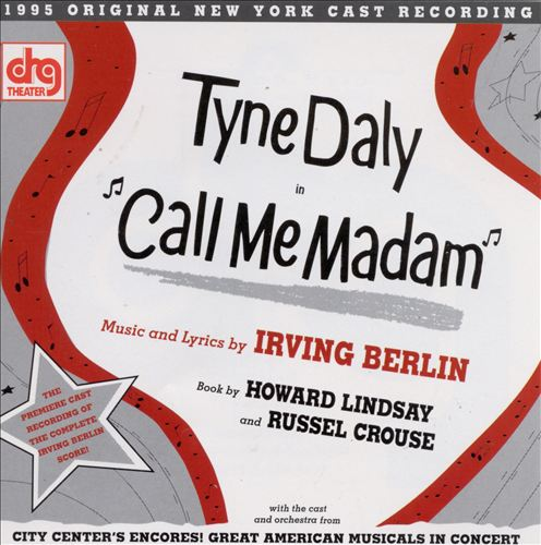 Call Me Madam [1995 New York Concert Cast]