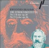 Brahms: Die Streichsextette