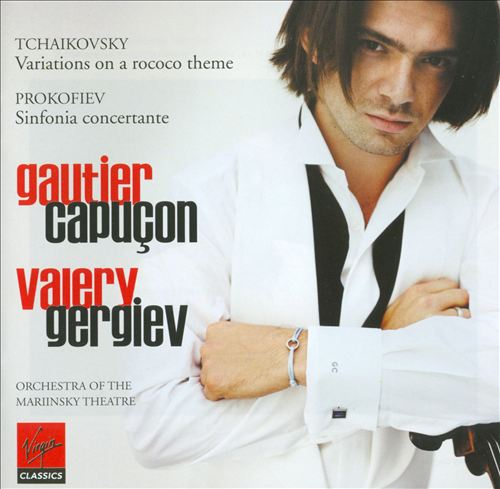 Tchaikovsky: Variations on a rococo theme; Prokofiev: Sinfonia concertante