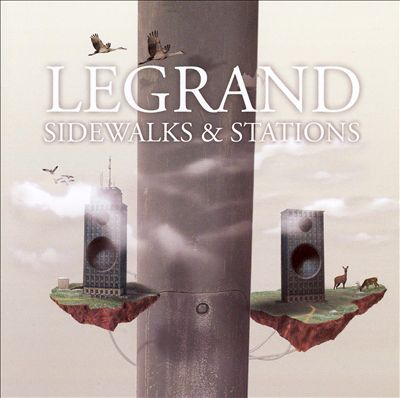 Sidewalks & Stations