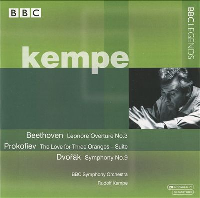 Kempe Conducts Beethoven & Prokofiev