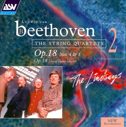 Beethoven: The String Quartets, Vol. 2