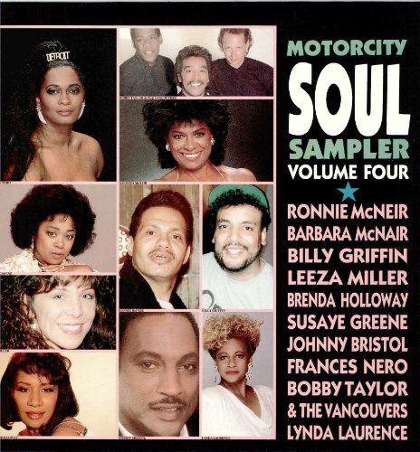 80's Recordings: Motorcity Soul Sampler, Vol. 4