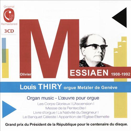 Messiaen: Organ Music