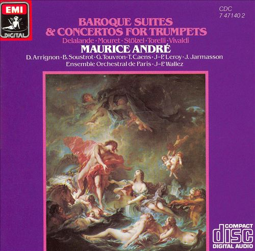 Suite of Symphonies for brass, strings & timpani No. 1 (