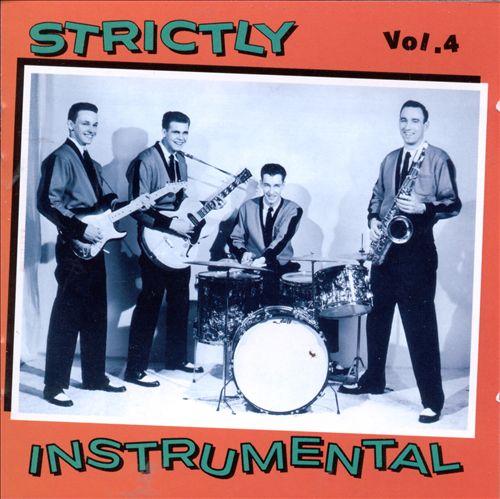 Strictly Instrumental, Vol. 4