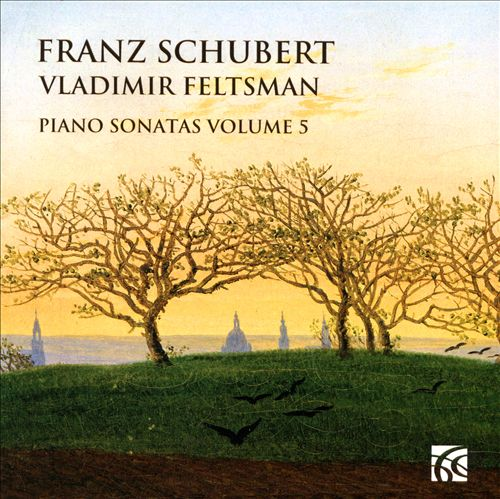 Franz Schubert: Piano Sonatas, Vol. 5