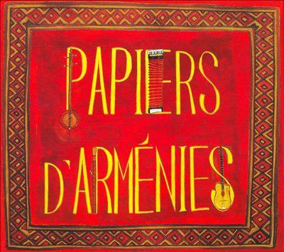 Papiers d'Armenies