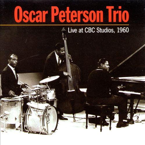 Live at CBC Studios, 1960
