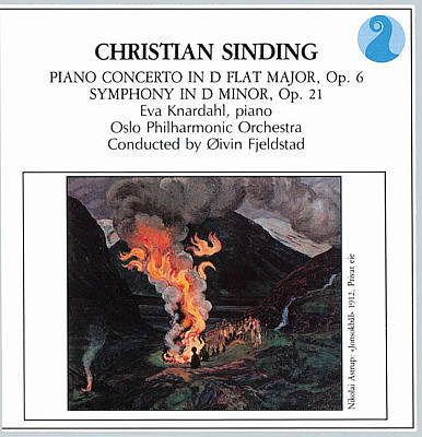 Sinding: Piano Concerto; Symphony in D minor