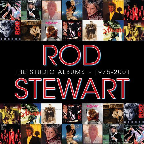 The Studio Albums: 1975-2001
