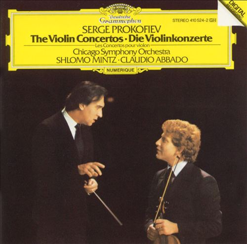 Prokofiev: The Violin Concertos