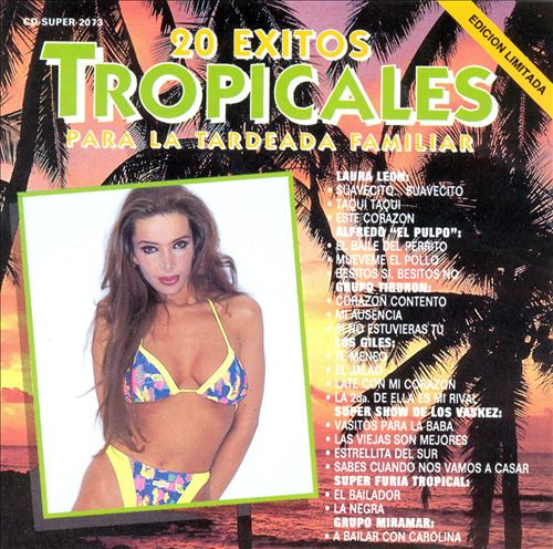 20 Exitos Tropicales