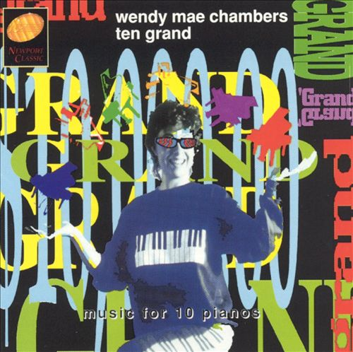 Wendy Mae Chambers: Ten Grand