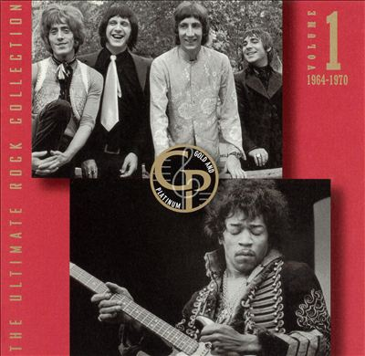 The Ultimate Rock Collection Gold and Platinum, Vol. 1: 1964-1970