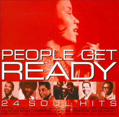 People Get Ready: 24 Soul Legends