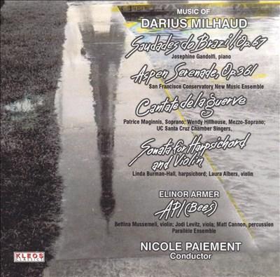 Music of Darius Milhaud