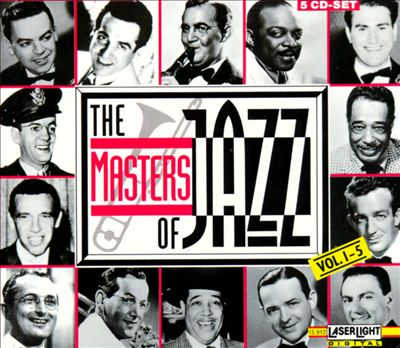 Masters of Jazz, Vols. 1-5