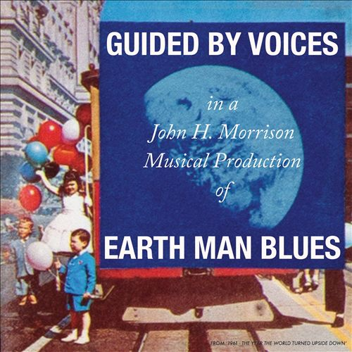 地球男子蓝调