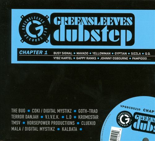 Greensleeves Dubstep, Chapter 1