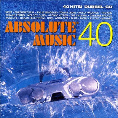 Absolute Music, Vol. 40