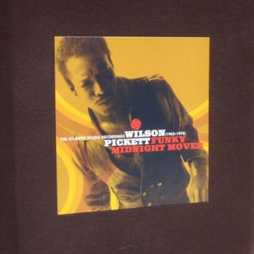 Funky Midnight Mover: The Atlantic Studio Recordings (1962-1978)
