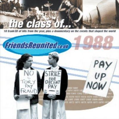 Disky Friends Reunited 1988