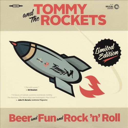 Beer and Fun and Rock N Roll