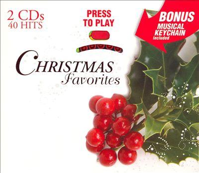 Christmas Favorites [Madacy 2006]