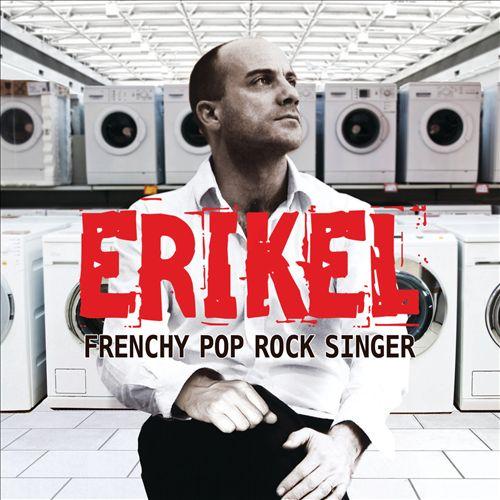 Frenchy Pop Rock Singer