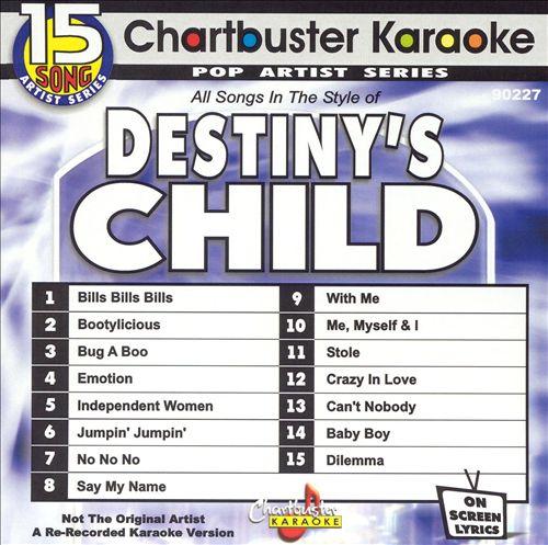 Chartbuster Karaoke: Destiny's Child