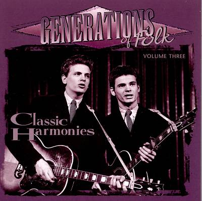 Generations of Folk, Vol. 3: Classic Harmonies